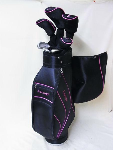 Larouge 女性用ゴルフセット