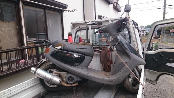 ヤマハ ジョグ「SA12J」