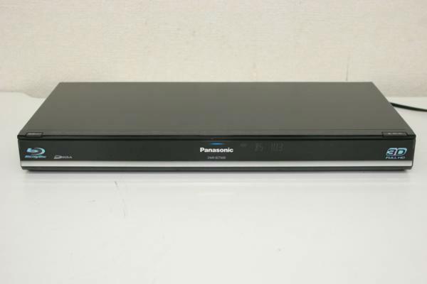 Panasonic ブルーレイ DMR-BZT600