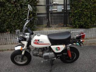 ホンダ モンキー Z50