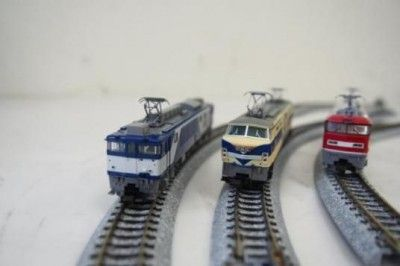 Nゲージ TOMIX JR貨物電気機関車