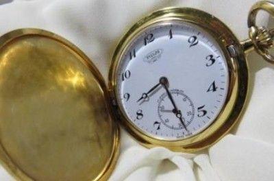 SYCLOS 懐中時計