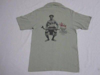 STUSSY ステューシー 黒タグ フォトTee Tシャツ