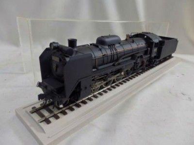 D51213 1/64 蒸気機関車 鉄道模型