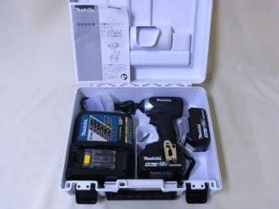 マキタ 充電式 18V インパクトドライバ TD146DX2