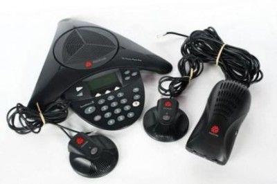 ポリコム 音声会議装置 サウンドステーション2
