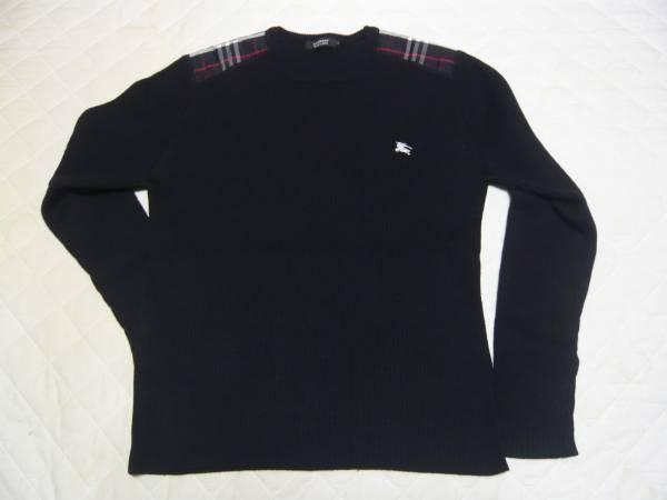 バーバリー ブラックレーベル セーター