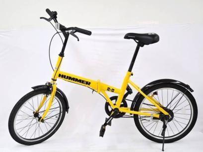 HUMMER ハマー 折りたたみ自転車