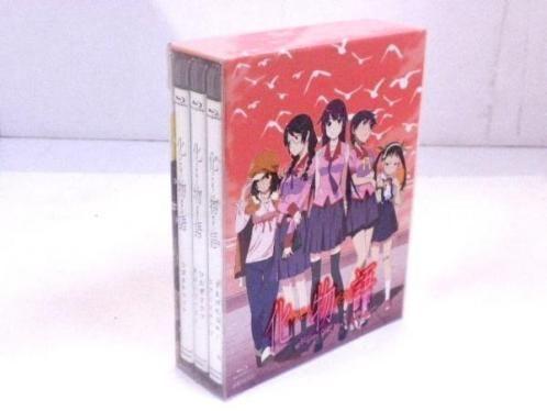 化物語 Blu-ray 特別限定生産BOX