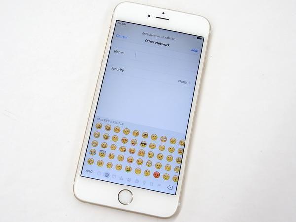 docomo NGAA2J/A iPhone 6 Plus Gold 16GB