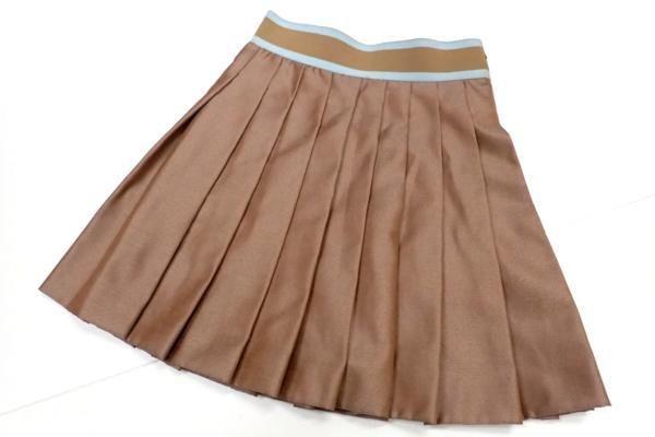 MIUMIU ミュウミュウ プリーツスカート