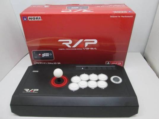 PS3用 HORI リアルアーケードPro.V3 SA