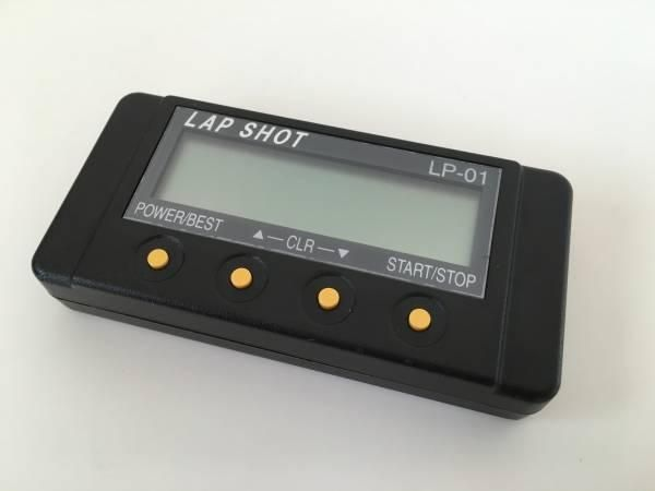 ラップタイム計測器 LAP SHOT LP-01
