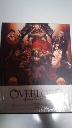 オーバーロード DVD 初回版 全6巻セット
