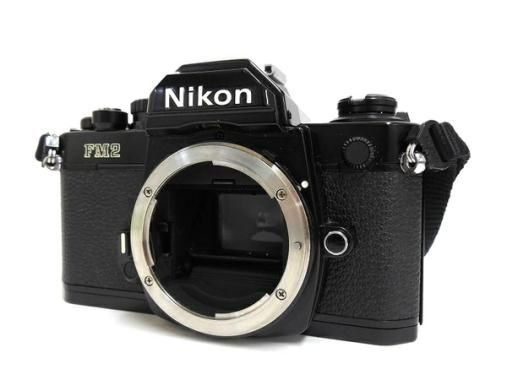 Nikon FM2 機械式 一眼レフ フィルムカメラ