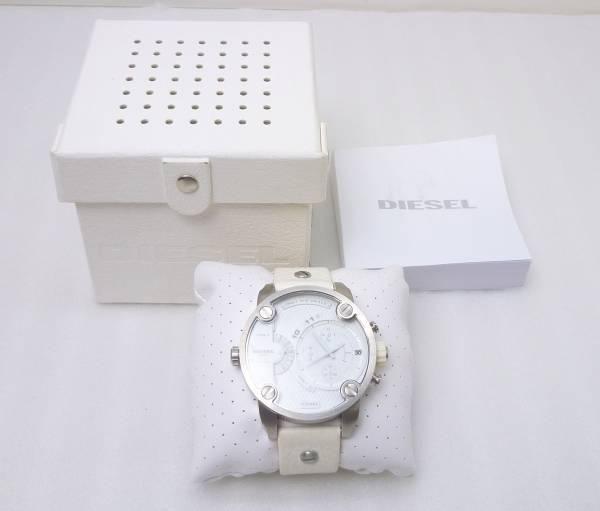 ディーゼル腕時計 デュアルタイム DZ7265