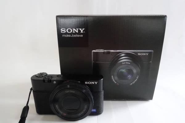 ソニ-デジタルカメラ DSC-RX100
