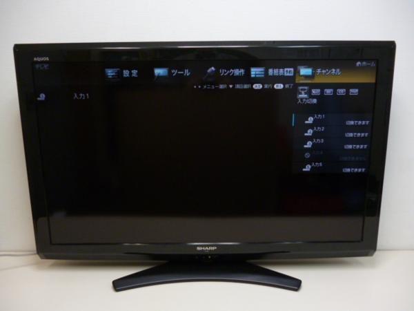 シャープ 40V型液晶テレビ AQUOS LC-40E9
