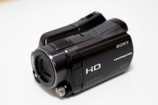 SONY HANDYCAMビデオカメラ HDR-SR12