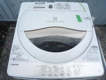 TOSHIBA 電機洗濯機 AW-5G3