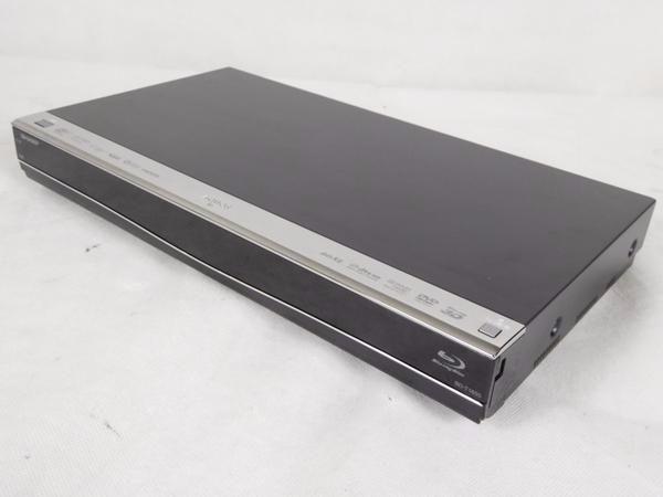 SHARP BD-T1650 ブルーレイ レコーダー