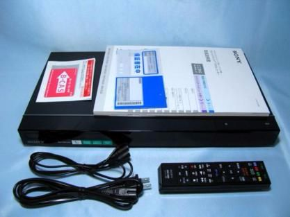 SONY BDZ-EW1200 BDレコーダー