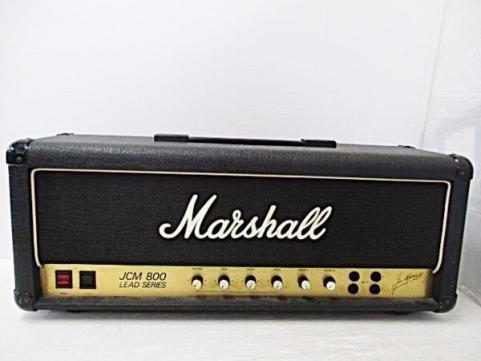 Marshall JCM800 LEAD SeriesMODヘッドアンプ