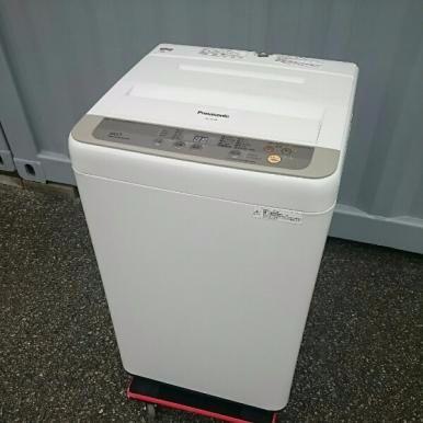 パナソニック 洗濯機 NA-F60B9
