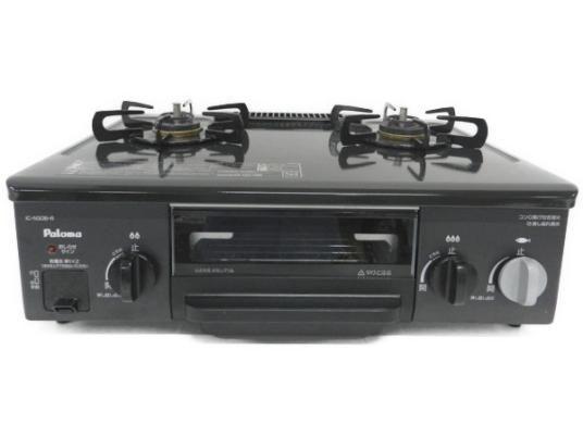 Paloma IC-N30B-R ガスコンロ